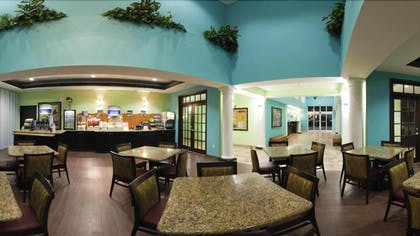 Breakfast Area | Holiday Inn Express Hotel & Suites Ft Lauderdale Airport/Cru