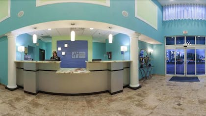 Reception | Holiday Inn Express Hotel & Suites Ft Lauderdale Airport/Cru
