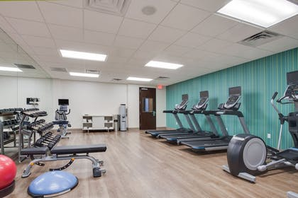 Fitness Facility | Holiday Inn Express Hotel & Suites Ft Lauderdale Airport/Cru