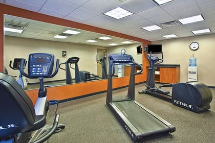 Fitness Facility | Holiday Inn Express Hotel & Suites Pittsburgh West Mifflin