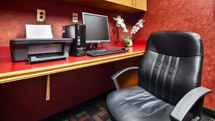 Business Center | Best Western Windsor Inn & Suites