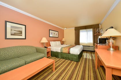 Living Area | Americas Best Value Inn & Suites SFO Airport N
