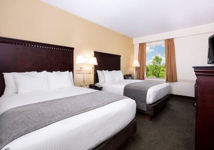 Guestroom | Savannah House Hotel