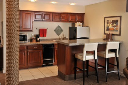 In-Room Kitchenette | Stoney Creek Hotel & Conference Center Peoria