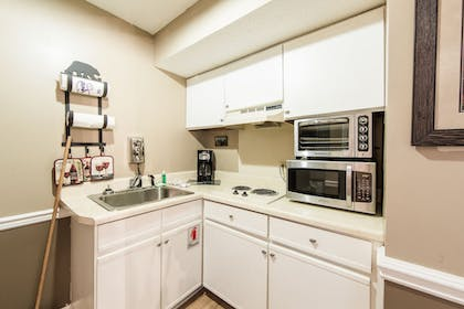 In-Room Kitchen | Olde Gatlinburg Rentals