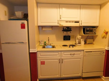 In-Room Kitchenette | Olde Gatlinburg Rentals