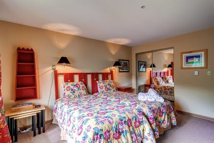 Guestroom | The Borders Lodge