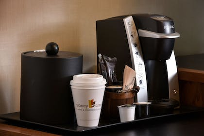 In-Room Coffee | Stoney Creek Quincy