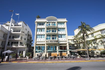 Hotel Front | The Fritz Hotel