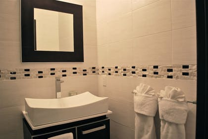 Bathroom | The Fritz Hotel