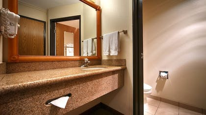 Bathroom | Best Western Plus Grapevine Inn