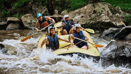 Rafting   The Armstrong Hotel