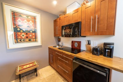 In-Room Kitchenette | A Sunset Chateau