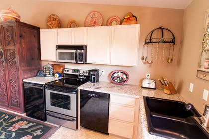 In-Room Kitchen | A Sunset Chateau