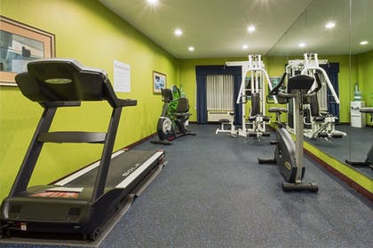 Fitness Facility | Holiday Inn Express Tower Center