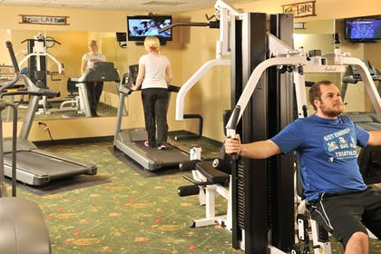 Fitness Facility   Stoney Creek Hotel & Conference Center LaCrosse