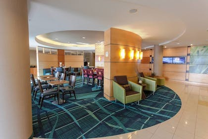 Lobby | SpringHill Suites by Marriott Boston Devens Common Center