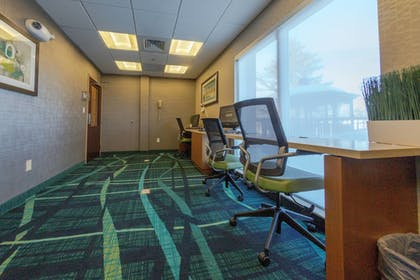 Business Center | SpringHill Suites by Marriott Boston Devens Common Center