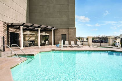 Pool | Holiday Inn Express Hotel & Suites Lawton-Fort Sill