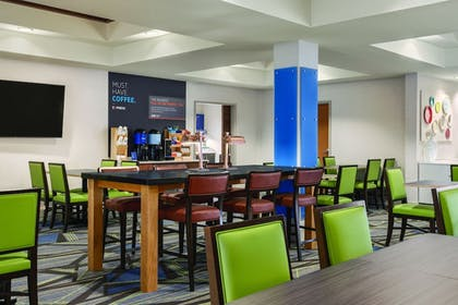Lobby | Holiday Inn Express Hotel & Suites Lawton-Fort Sill