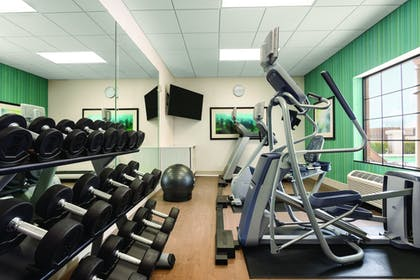 Fitness Facility | Holiday Inn Express Hotel & Suites Lawton-Fort Sill