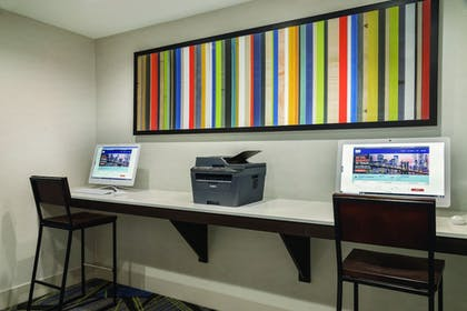 Business Center | Holiday Inn Express Hotel & Suites Lawton-Fort Sill