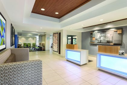 Reception | Holiday Inn Express Hotel & Suites Lawton-Fort Sill