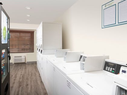 Laundry Room | WoodSpring Suites Wichita North