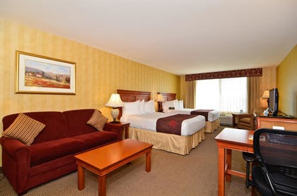 Guestroom | Best Western Plus Pasco Inn & Suites