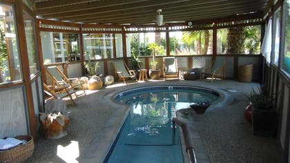 Indoor/Outdoor Pool | The Spring Resort and Spa - Adults only