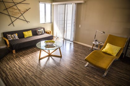 Living Room | The Spring Resort and Spa - Adults only