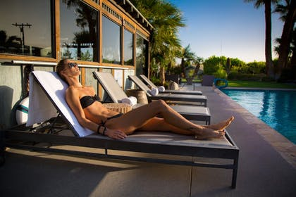 Outdoor Pool | The Spring Resort and Spa - Adults only