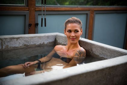 Deep Soaking Bathtub | The Spring Resort and Spa - Adults only