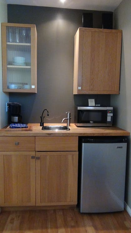 In-Room Kitchen | The Spring Resort and Spa - Adults only