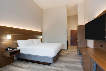 Guestroom | Holiday Inn Express Hotel & Suites Tampa-Fairgrounds-Casino