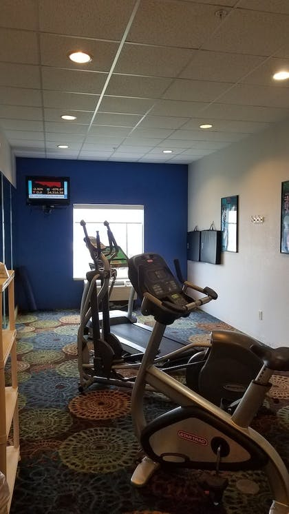Gym | Holiday Inn Express Hotel & Suites Tampa-Fairgrounds-Casino