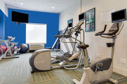 Fitness Facility | Holiday Inn Express Hotel & Suites Tampa-Fairgrounds-Casino