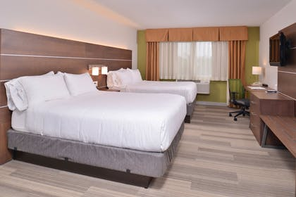 Guestroom   Holiday Inn Express and Suites Stevens Point