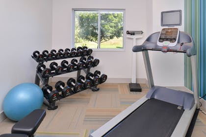 Fitness Facility   Holiday Inn Express and Suites Stevens Point