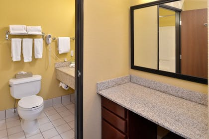 Bathroom   Holiday Inn Express and Suites Stevens Point