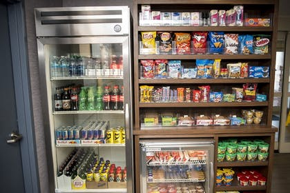 Vending Machine | Holiday Inn Express Hotel & Suites Lexington-Downtown
