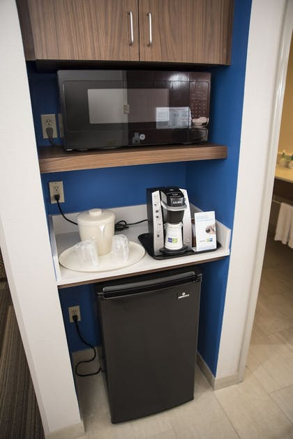 In-Room Amenity | Holiday Inn Express Hotel & Suites Lexington-Downtown