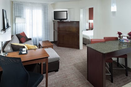 Guestroom | Residence Inn by Marriott Fort Worth Cultural District