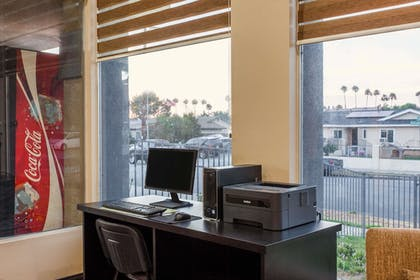Business Center | Days Inn by Wyndham San Diego-East/El Cajon