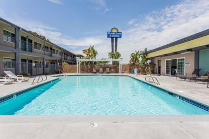 Pool | Days Inn by Wyndham San Diego-East/El Cajon
