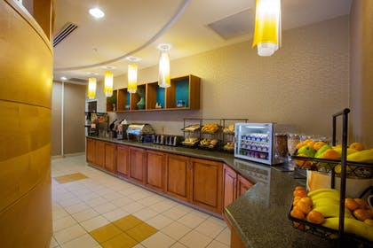 Breakfast Area | SpringHill Suites Boise West/Eagle