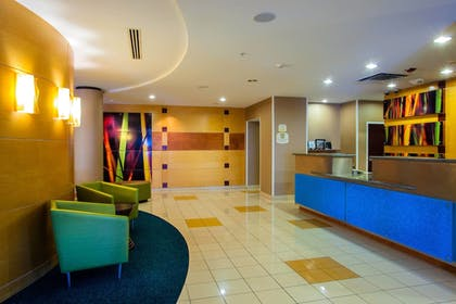 Lobby | SpringHill Suites Boise West/Eagle