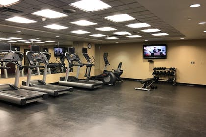 Sports Facility | Springhill Suites by Marriott Pittsburgh North Shore