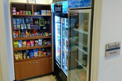 Snack Bar | Springhill Suites by Marriott Pittsburgh North Shore