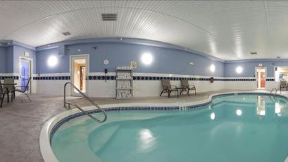 Indoor Pool | Holiday Inn Express & Suites Maryville